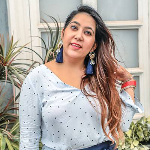 Blogger Nitika Whig - The Shopaholic Diaries.